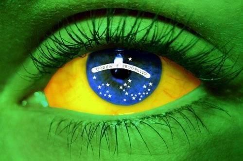 Brasil, mostra a sua cara