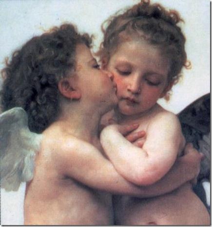 O beijo dos anjos