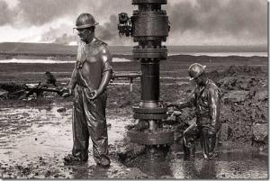 Sebastiao Salgado e o fim da era do petroleo