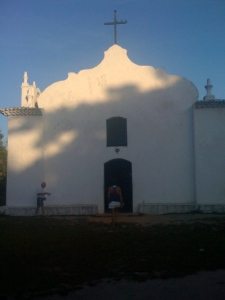 A igreja de Trancoso por Gil Giardelli