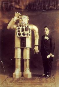 O Robo de yasutaro em 1942