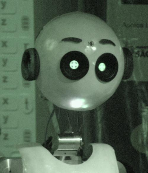 androide versus humanoide no campus party por Gil Giardelli