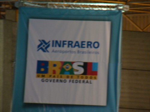 A Infraero no Campus Party por Gil Giardelli