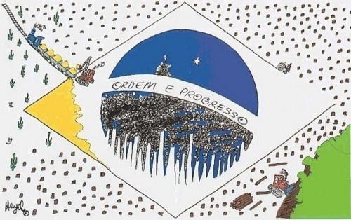 O crescimento sustentável do Brasil