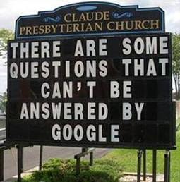 Google e a igreja