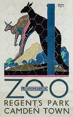 zoo regents park