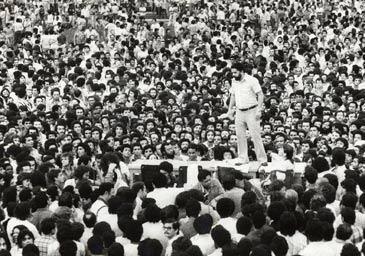 lula e os comicios da década de 60