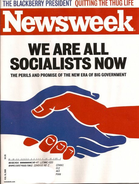 We are socialists now