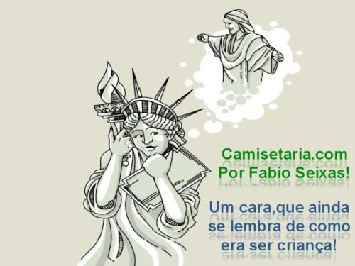 Fabio Seixas e sua Camisetaria.com