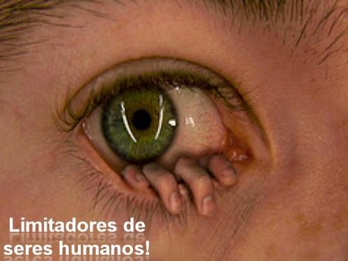Limitadores de seres humanos