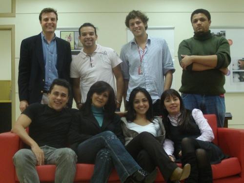 A equipe CIC ESPM