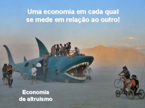 Economia altruista